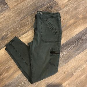 Mossimo cargo jeggings
